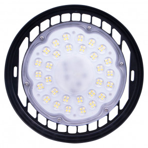 Campana Led UFO Mereak 100W 12000Lm ø244mm. (Led Hispania INLH100W)