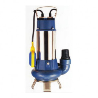 Bomba achique sumergible monofásica para aguas residuales 1100W (GUT GKV-1100F)