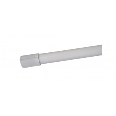 Tubo rígido recto roscado 16mm. gris  (ODI-BAKAR)
