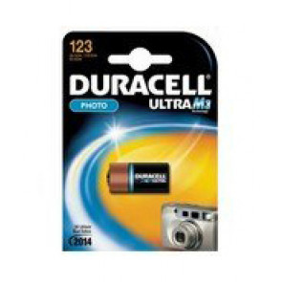 1 ud. pila para mandos y cámaras de fotografía Panasonic 3V CR17345 (Blíster)