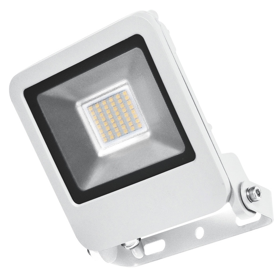 Proyector exterior Led blanco 30W 3000°K IP65 (Osram 4058075064423)
