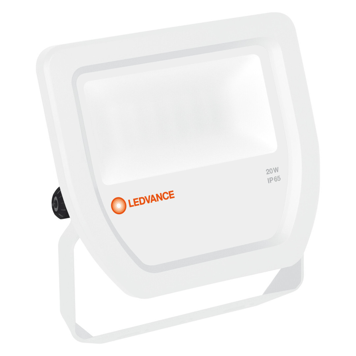 Proyector exterior Led Floodlight blanco 20W 6500�K IP65 (Ledvance 4058075097544)