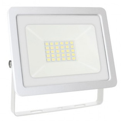 Proyector Led de exterior Noctis Lux blanco 20W 6000�K IP65 (Spectrum SLI029042CW)