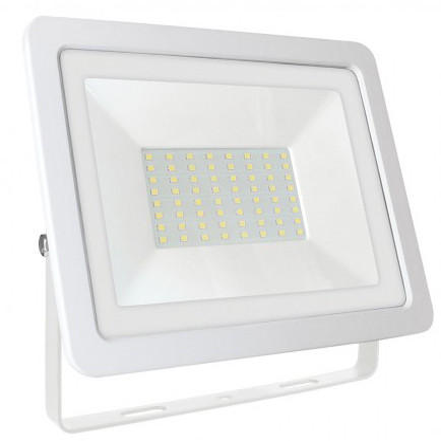 Proyector Led de exterior Noctis Lux blanco 50W 4000�K IP65 (Spectrum SLI029044NW)