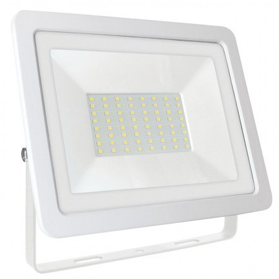 Proyector Led de exterior Noctis Lux blanco 50W 6000�K IP65 (Spectrum SLI029044CW)