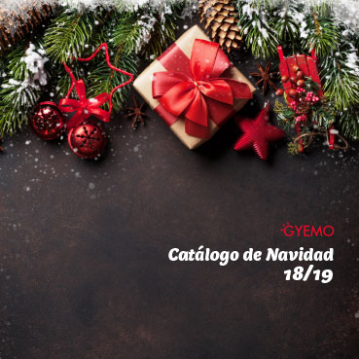 catálogo navidad gyemo 2018 / 2019